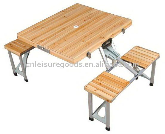table picnic pliante