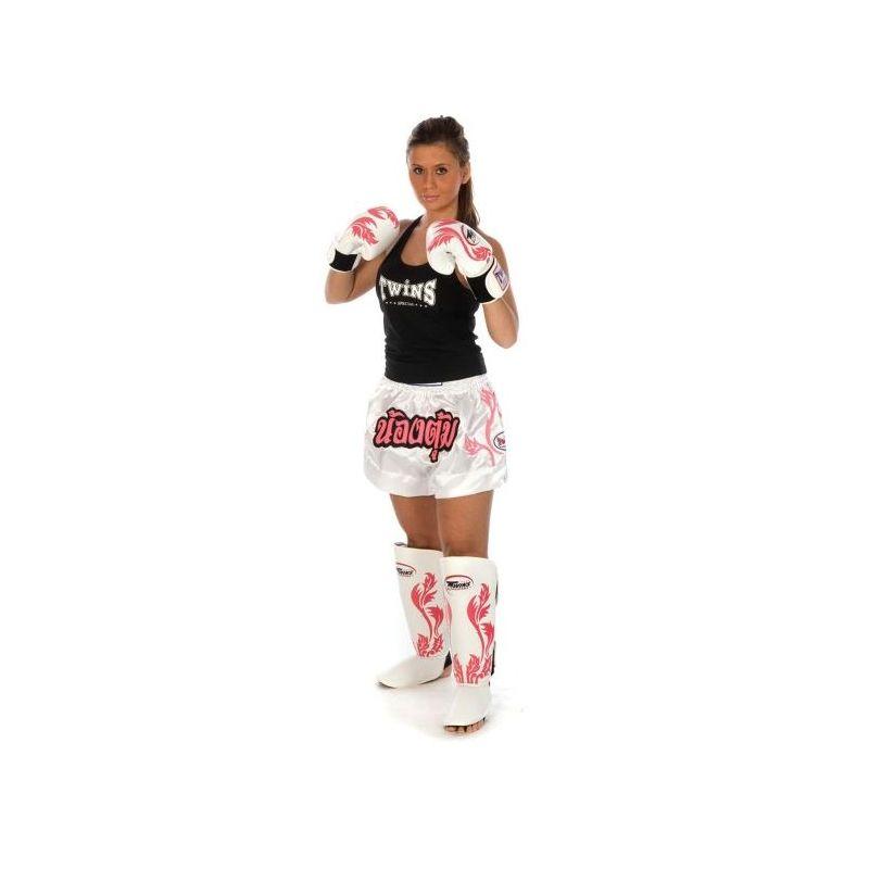 tenue de boxe femme