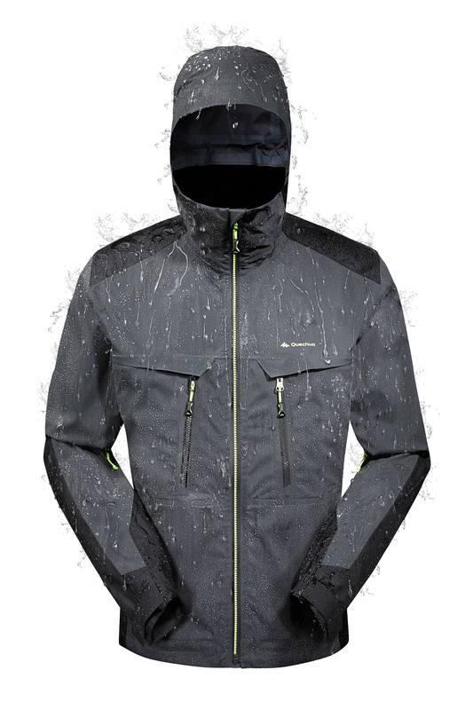 veste pluie homme