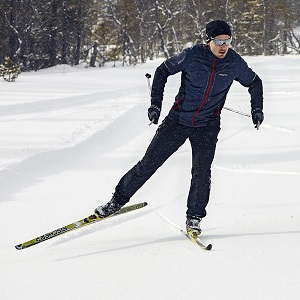 vetement ski de fond