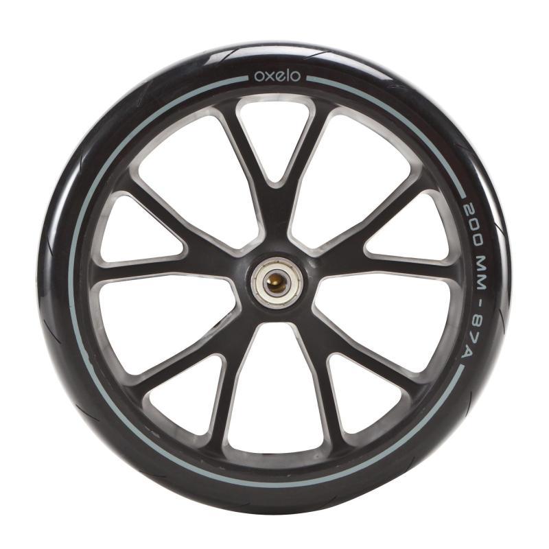 roue trottinette 200mm