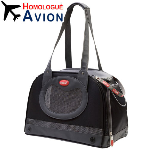 sac transport chat avion