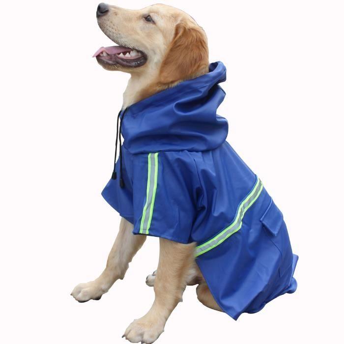 vetement de pluie pour chien